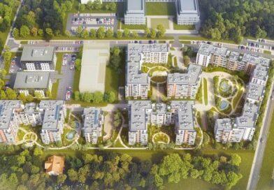 Warszawa: Powstaje miasteczko Jutrzenki